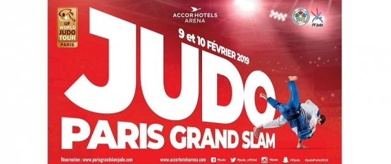 SORTIE AU PARIS GRAND SLAM